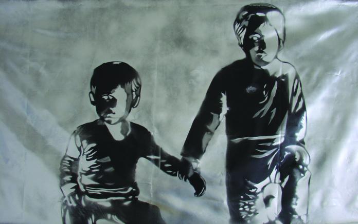 2004,acryl,spay,120x200