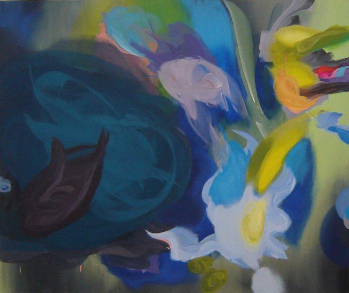 2006, acrylic on canvas, 145x180