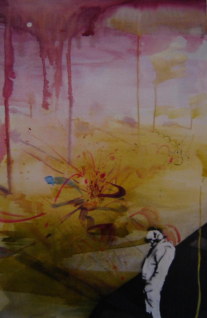 2007, acrylic on canvas, 91x61