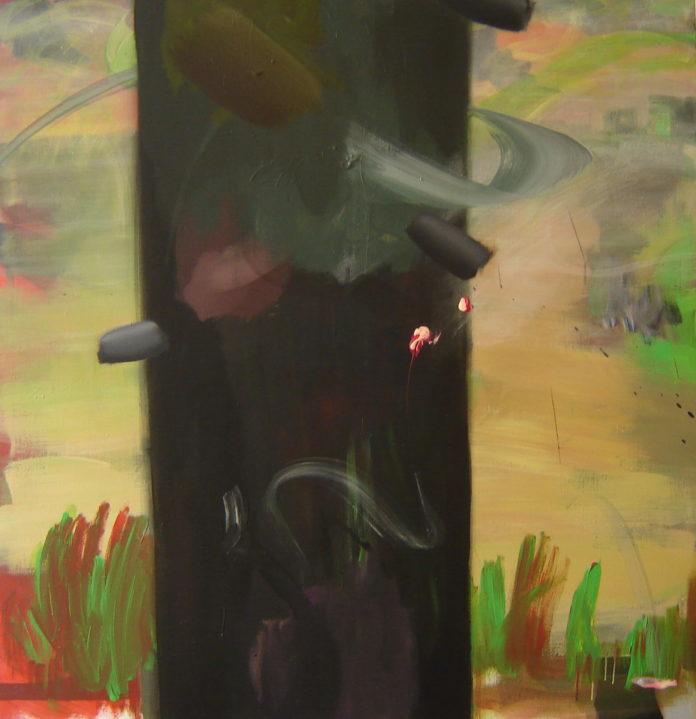 2008, acrylic on canvas, 150x145