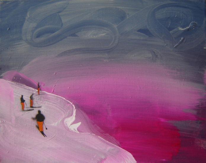 2008, acrylic on canvas, 50x60