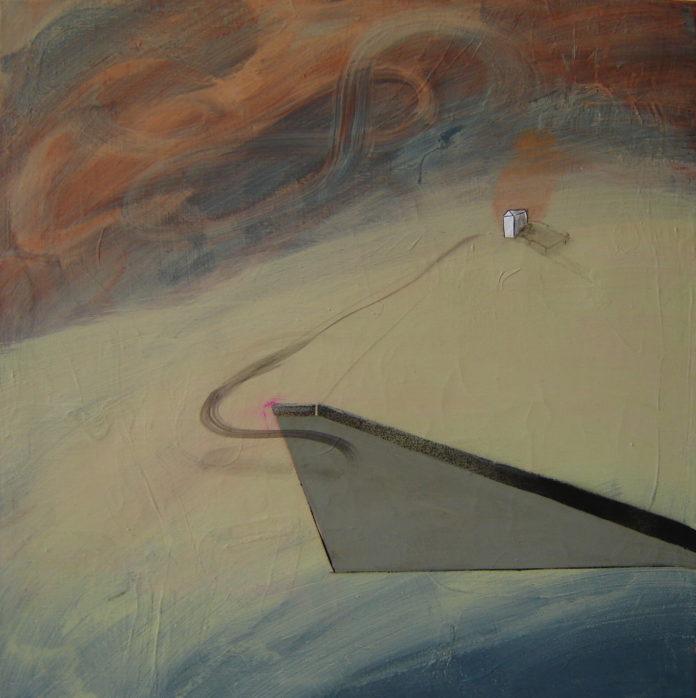 2008, acrylic on canvas, 65x65