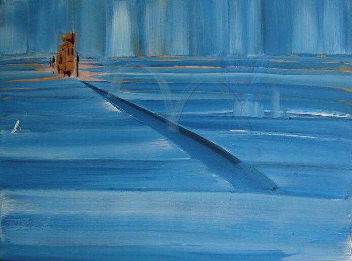2008, acrylic on canvas, 90x120