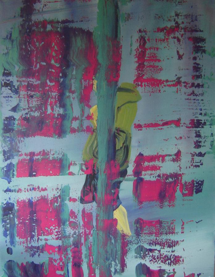 2011, acrylic on canvas, 150x114