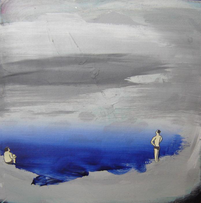 2011, acrylic on canvas, 55X55