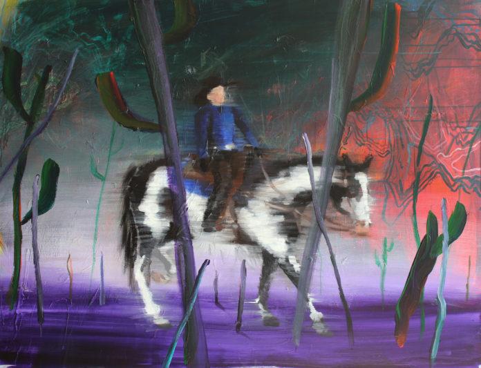 2014, acrylic, canvas, 114x150