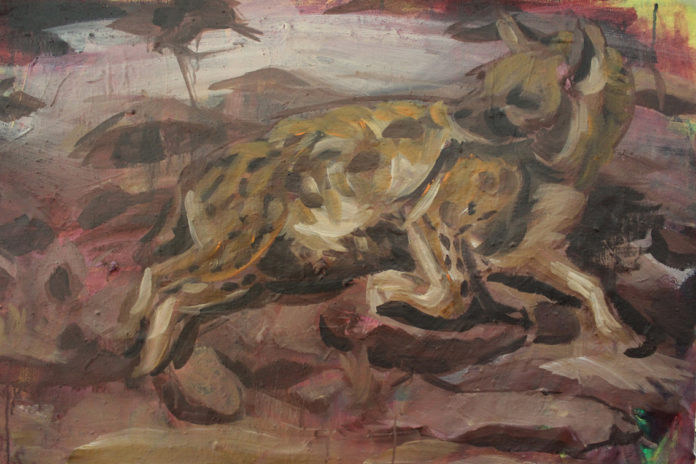 premena1, 2016, acrylic, canvas, 60x90