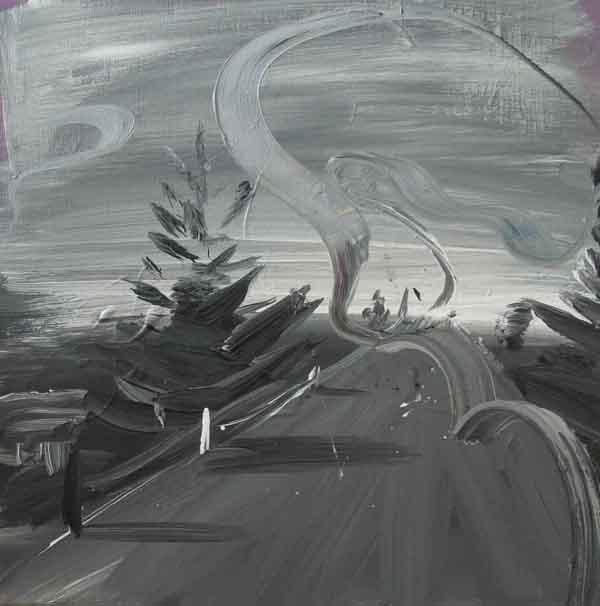 2012, acrylic on canvas, 50x50