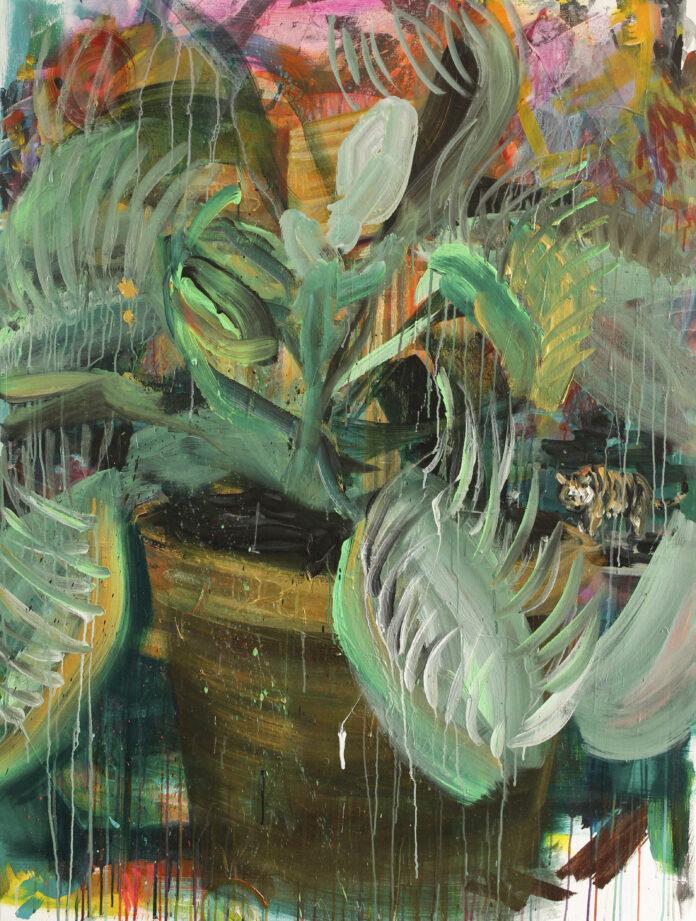 2019,acrylic on canvas, 150x113