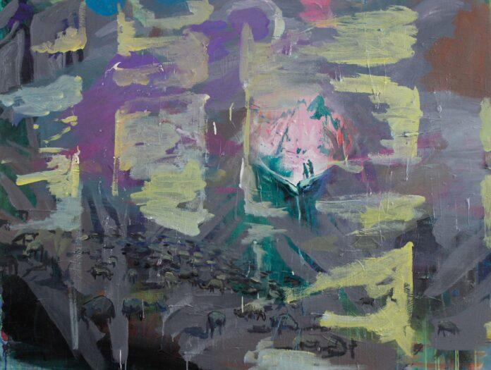 2019,acrylic on canvas,114x148